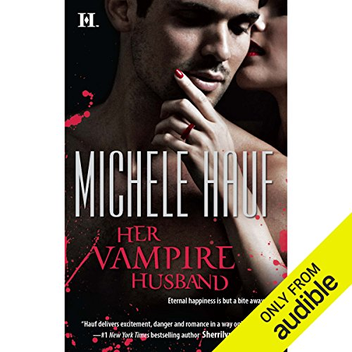 Her Vampire Husband audiobook cover art