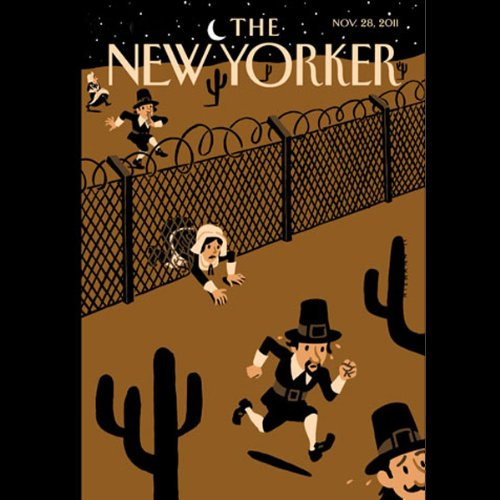 The New Yorker, November 28th 2011 (Mattathias Schwartz, Raffi Khatchadourian, David Remnick) audiobook cover art