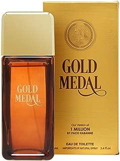 Mirage Diamond Collection Gold Medal Eau de Toilette, 100ml