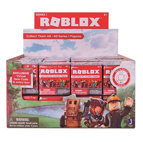 Roblox–Eimer enthält 1Figur (GIOCHI PREZIOSI rbl00000)