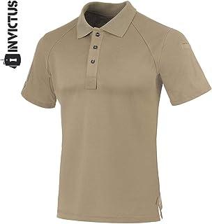 Camisa Polo Control Invictus - Preto - GG