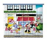 AG Design FCSXL 4310 Cortinas para Niños, Tela, Multicolor, 180 X 160