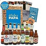 Idée cadeau fête des pères pour cadeaux fête des pères (9x0.33l) pour homme |...