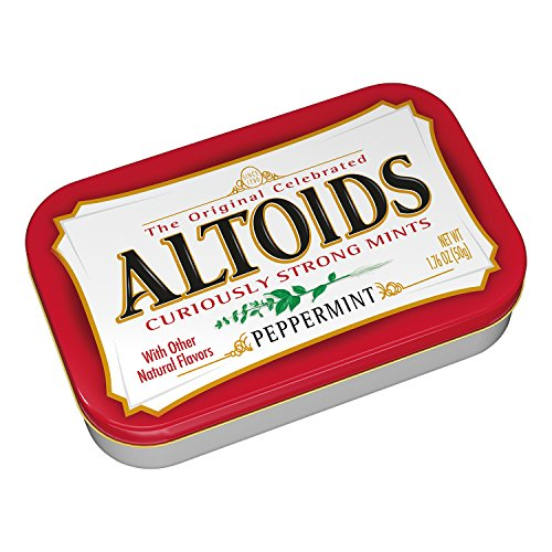 Altoids Peppermint Pfefferminz Bonbons 50g
