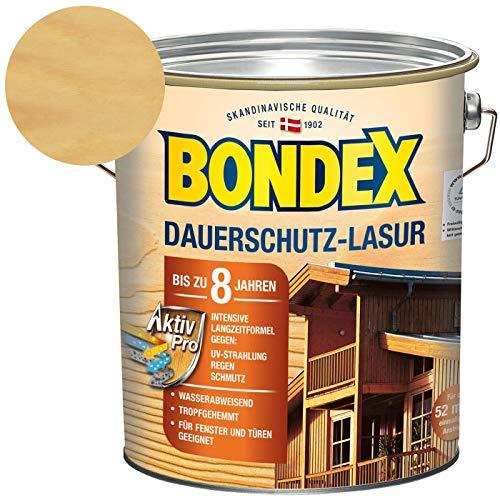 Bondex Dauerschutz-Lasur Kiefer 4,00 l - 329925