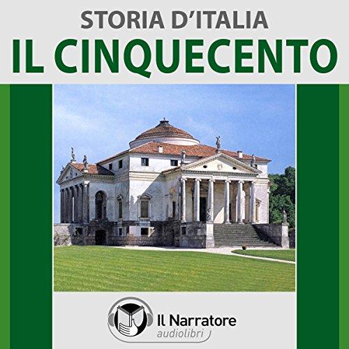 Il Cinquecento (Storia d'Italia 36)  Audiolibri