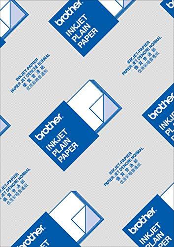 Brother BP60PA Inkjet Papier A4 250 Blätter 73 g/m² (kompatibel mit DCP-110C/310CN, MFC-5440CN/5840CN)