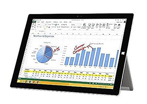 Microsoft Surface 3 128GB 3G 4G Argento tablet