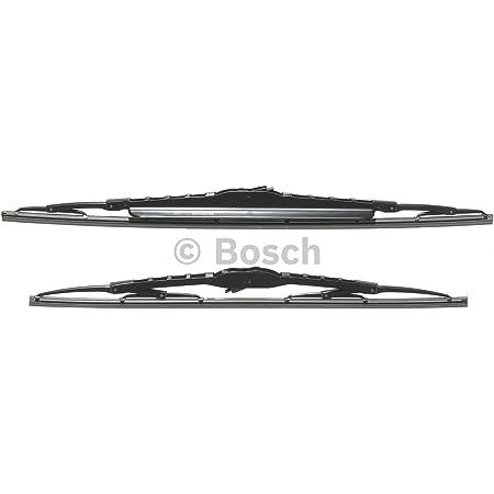1 Original Bosch Scheibenwischer Set Twin Spoiler 530mm 475mm Auto