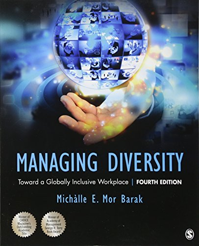 Managing Diversity: Toward a Globally Inclusive Workplace (NULL)