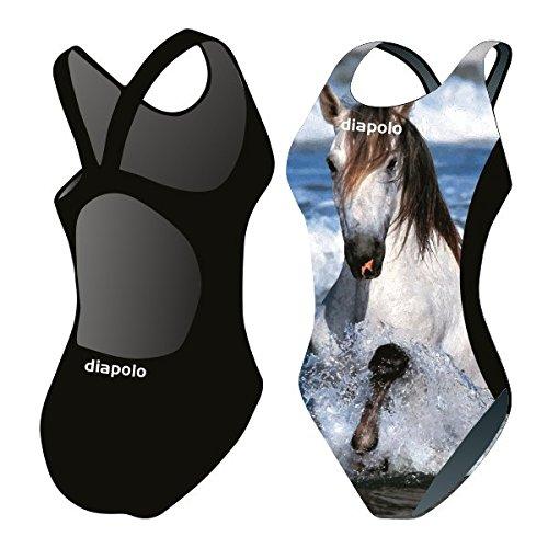 Diapolo Horse bagno donna–Costume da bagno, Horse2, 28