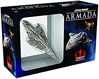 Star Wars: Armada: Liberty Expansion Pack Strategy Game