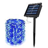 JosMega Solar String Lights