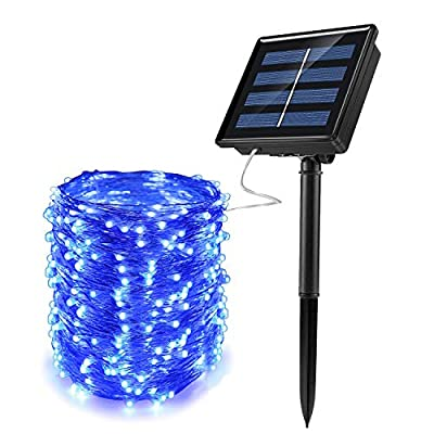 JosMega Solar String Lights