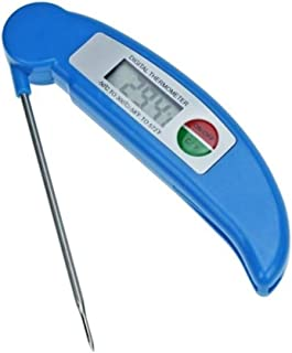 Meat Thermometers for Grill,Meat Thermometer, Meat Thermometer Instant Read Backlit Thermomete for Kitchen, Food Cooking, Deep Fry and Grill (Color : 4)