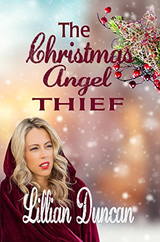 Book: The Christmas Angel Thief by Lillian Duncan