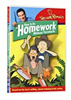 Trevor Romain: How to Do Your Homework Without [DVD]