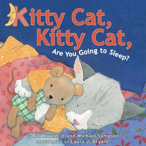 Kitty Cat, Kitty Cat, Are You Going To Sleep? (English Edition)