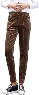 light brown corduroy pants