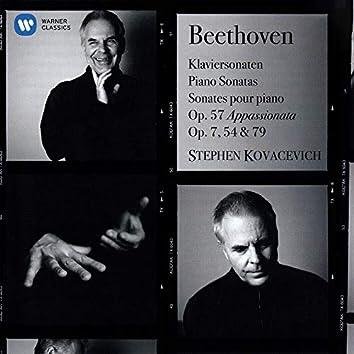 """Beethoven: Piano Sonatas Nos. 4, 22, 23 """"Appassionata"""" & 25"""