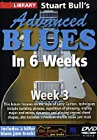 Advanced Blues in 6 Weeks 3 [DVD] [Import]