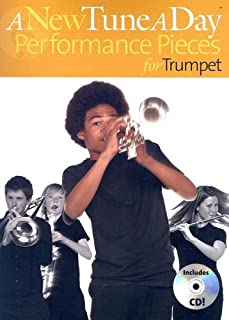 New Tune A Day Performance Pieces For Trumpet Book 1 (A New Tune a Day)