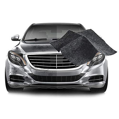 Auto Kratzer Entferner, Kratzer Entferner Auto, Auto-Kratzer-Reparatur, Scratch Repair, Kfz-Lack-Reparatur, Car Scratch Remover für Lackpflege, Detailing, Kratzerreparatur, Autoreinigung (Black)