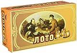 GMMH Lotería Rusa (Lotería) Set de Juego con Figuras de Madera