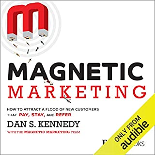 Magnetic Marketing cover art