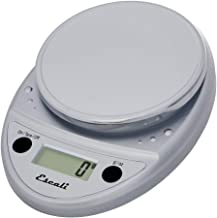Escali Primo P115C Precision Kitchen Food Scale for Baking and Cooking, Lightweight and..