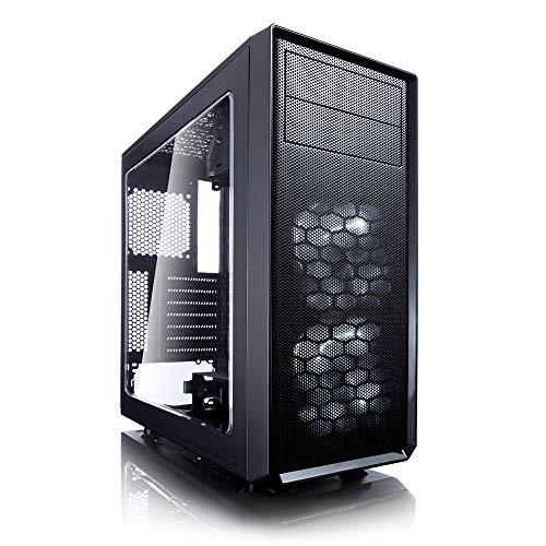 Adamant Custom Gaming Desktop Computer AMD Ryzen 5 1500X 3.5Ghz 8Gb DDR4 2TB HDD 500Gb SSD GeForce RTX 2060 6Gb