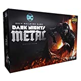 DC Deck Building Game - Dark Nights Metal - Defeat The Batman Who Laughs and his Dark Knights - For 2 to 5 Players - Ages 15+ - Cryptozoic Entertainment