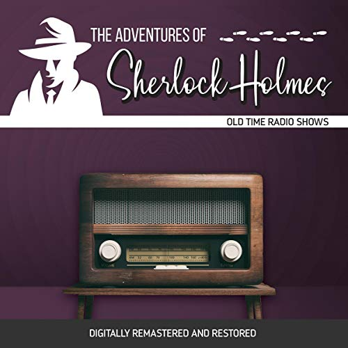 Couverture de The Adventures of Sherlock Holmes