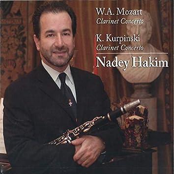 Mozart / Kurpinski : Clarinet Concerto