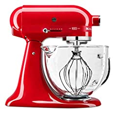 Passion Red embodies the energy, strength and passion to create possibility in the kitchen Passion-inspired trimband with hundreds of miniature red hearts, sleek chrome accents and a custom chrome Power Hub cover celebrating 100 years of the KitchenA...