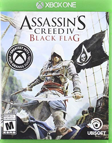 Assassin S Creed Iv Black Flag The Best Amazon Price In Savemoney Es
