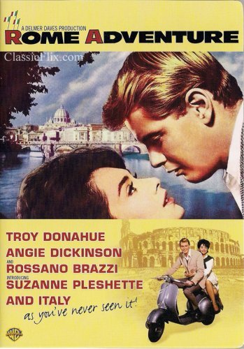 Rome Adventure [DVD]