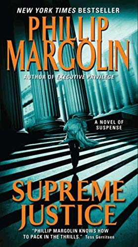 Supreme Justice: A Novel of Suspense (Dana Cutler Series, 2)