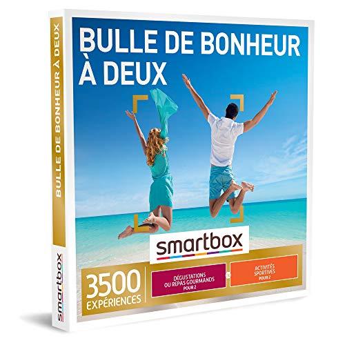 Le coffret Smartbox bulle de bonheur à deux