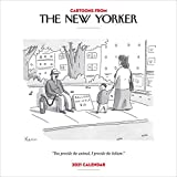 Cartoons from The New Yorker 2021 Wall Calendar