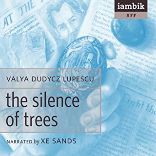 The Silence of Trees audiobook cover art