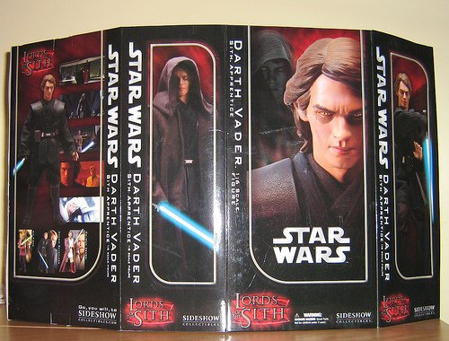 Sideshow Collectibles Darth Vader Sith Apprentice from Revenge Of The Sith