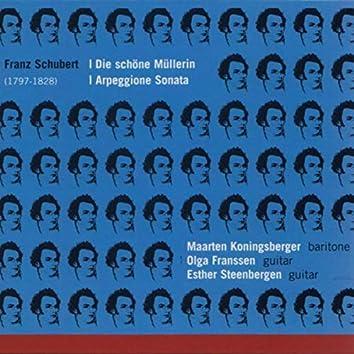 Schubert: Die schöne Müllerin, Arpeggione Sonata