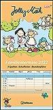 Jolly Mäh Familienplaner 2022 - Familien-Timer - Termin-Planer - Kinder-Kalender - Familien-Kalender - 22x45