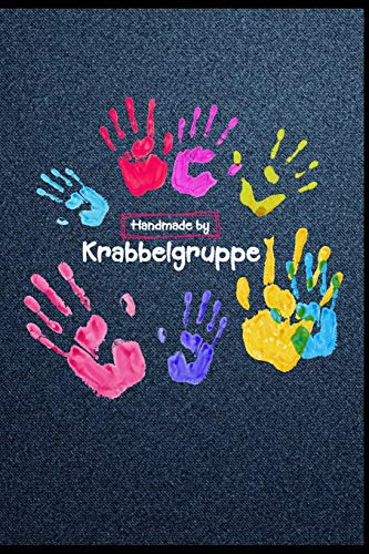 Krabbelgruppe: Erzieherin Kindergarten Kinderkrippe Vorschule Tagesmutter Geschenk (6