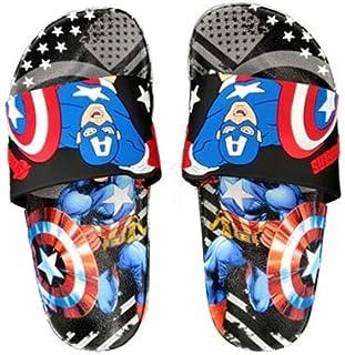 Shankar Enterprises Captain America Slipper for Boys (Child)