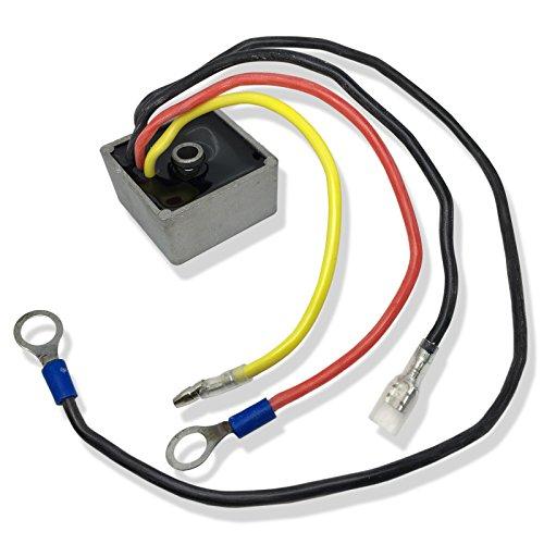 CBK Voltage Regulator Fits Club Car 1027101-01 1027112-01 1015777 Stens 435-199 DS Gas Golf Cart Models 1992-2007