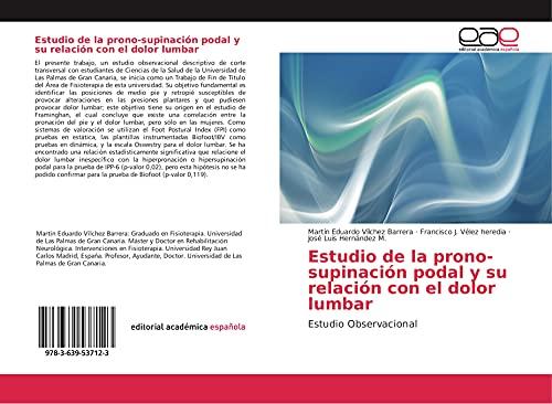 Estudio de la prono-supinación podal y su relación con el dolor lumbar: Estudio Observacional