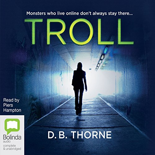 Troll audiobook cover art