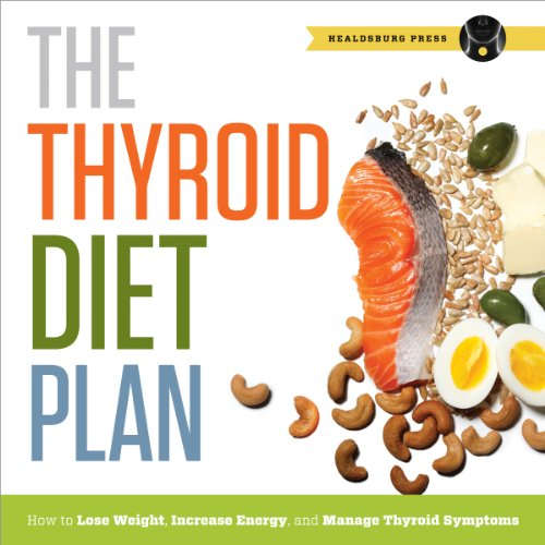 Thyroid Diet Plan audiobook cover art
